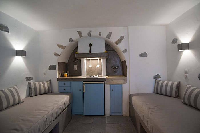 Κυκλαδίτικος Ξενώνας - Απεράντο Γαλάζιο