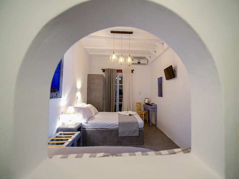 Ξενώνας - Απεράντο Γαλάζιο